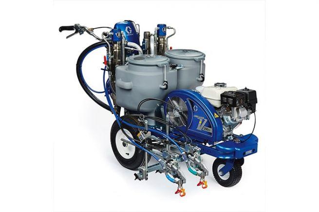 ЛайнЛазер V 200DC STD  дорожно-разметочный агрегат